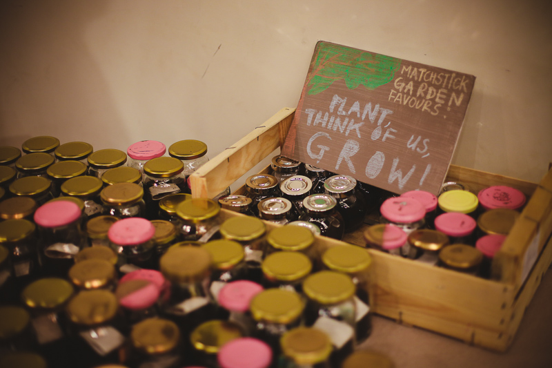 alternative wedding favours by Love oh Love photography