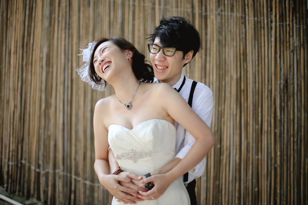 Quirky Hong Kong engagement shoot by London photographer Love oh love